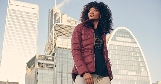 Discover Barbour International Women's Jackets & Coats