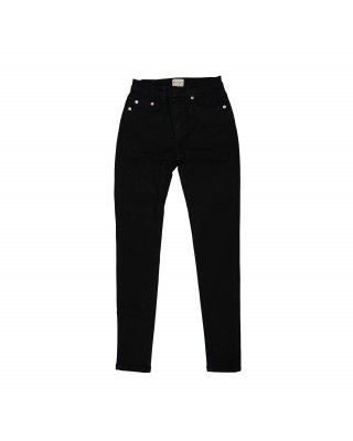 French Connection Rebound Denim 30 Inch Skinny Jeans - Black