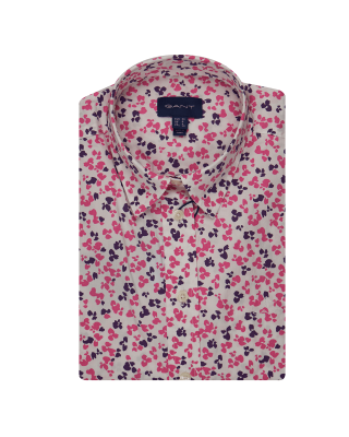 Gant Clover Garden Print Stretch Broadcloth Shirt