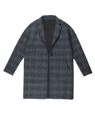 Gant Reversible Handstitched Coat