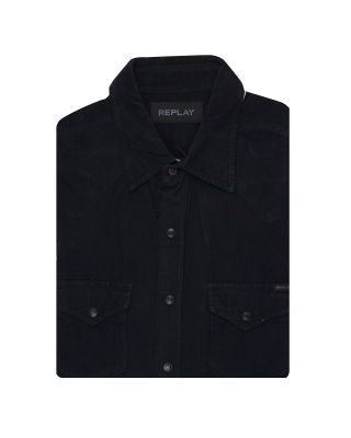 Replay Shirt With Pockets