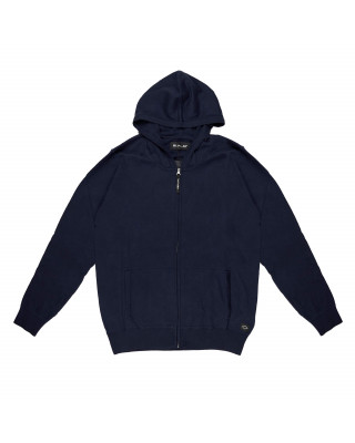 Replay Sweatshirt With Hood and Zipper