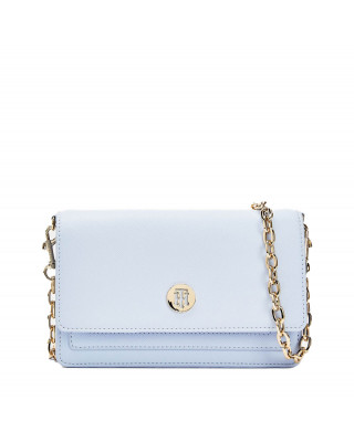 Tommy Hilfiger Chain Strap Cross Over Bag - Sweet Blue