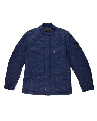 Barbour International Coloured Ariel Quilted Jacket