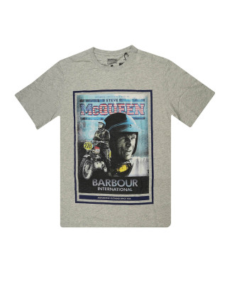 Barbour International Steve McQueen Boon T-Shirt
