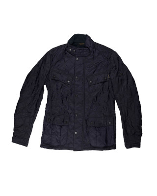 Barbour International Ariel Polarquilt Jacket - Dark Navy