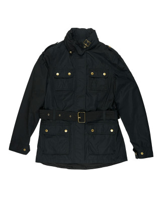 Barbour International Pace Waterproof Jacket - Black