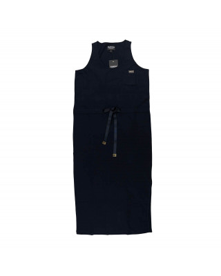 Barbour International Qualify Midi Dress - Navy