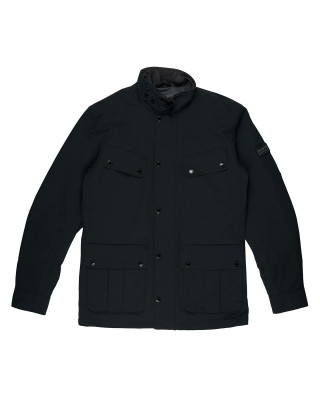 Barbour International Summer Waterproof Duke Jacket - Black