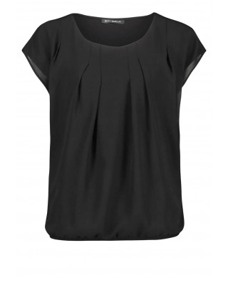 Betty Barclay Casual Blouse - Black