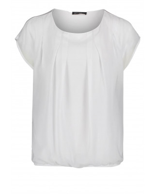 Betty Barclay Casual Blouse - White