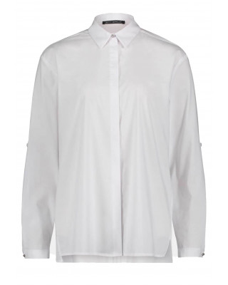 Betty Barclay 3/4 Sleeve Blouse - White