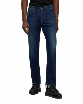 Diesel D-Mihtry Straight Fit Jeans - 009ML Wash