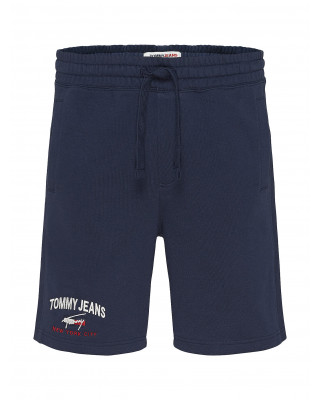 Tommy Jeans Logo Shorts - Twilight Navy