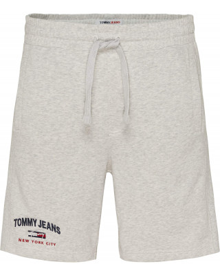 Tommy Jeans Logo Shorts - Grey