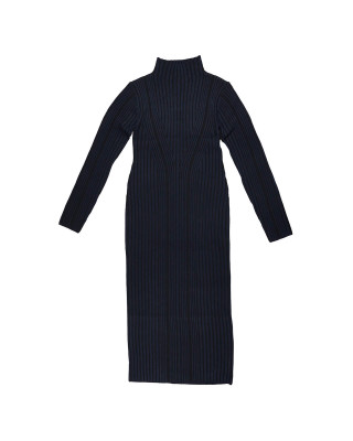 French Connection Jolie Knits Mock Neck Dress