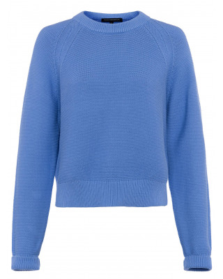 French Connection Lilly Mozart Jumper - Bay Blue