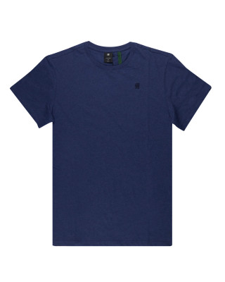 G-Star Raw Jersey Base T-Shirt - Imperial Blue