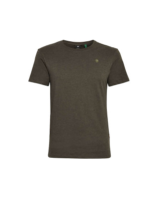 G-Star Raw Jersey Base T-Shirt - Asfalt