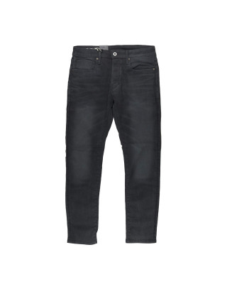 G-Star Raw 3301 Slim Jeans - Dark Aged Cobbler