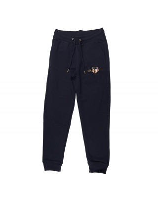 Gant Archive Shield Sweatpants - Evening Blue