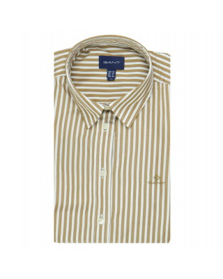 Gant Ladies Striped Broadcloth Shirt