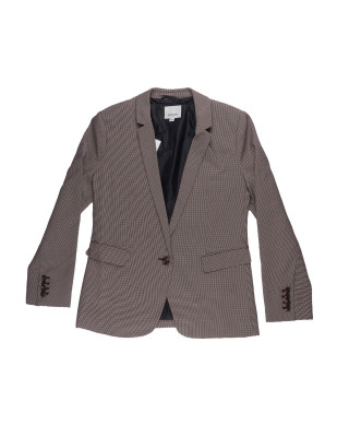 Great Plains Risby Check Blazer