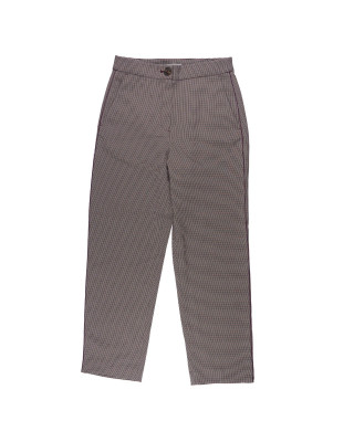 Great Plains Risby Check Trousers