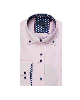 Guide London Long Sleeve Shirt - Pink