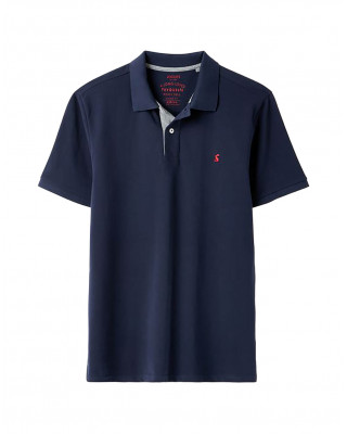 Joules Woody Classic Fit Polo Shirt - French Navy