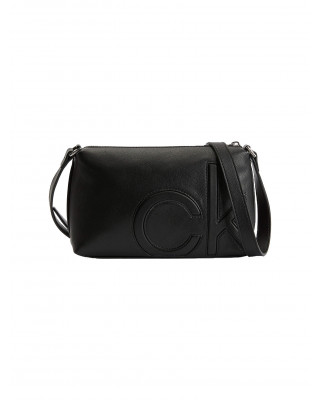 Calvin Klein CK Crossbody Bag - Black