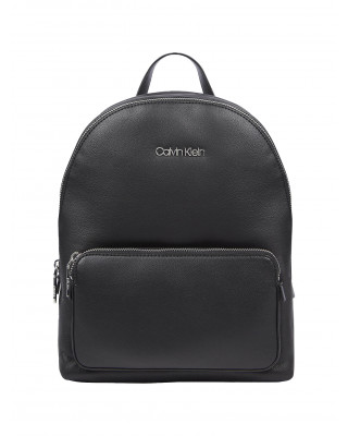 Calvin Klein Round Backpack - Black