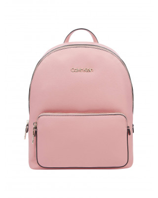 Calvin Klein Round Backpack - Shadow Rose