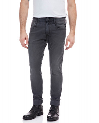 Replay Jondrill Hyperflex Bio Re-Used Jeans - Grey