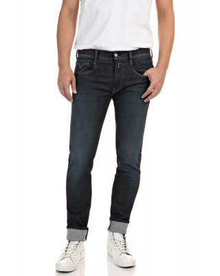 Replay Anbass Hyperflex Re-Used Jeans