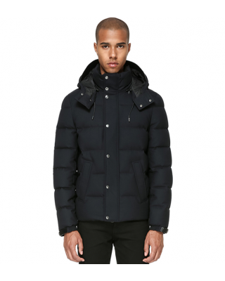 Mackage Zaire Down Filled Jacket - Navy