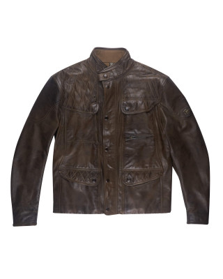Matchless Kensington Quilted Leather Jacket