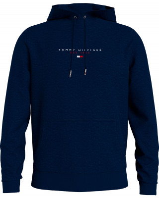 Tommy Hilfiger Essential Organic Cotton Terry Hoodie - Desert Sky