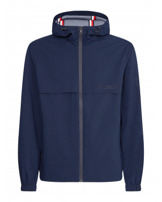 Tommy Hilfiger Technical Hooded Jacket - Desert Sky