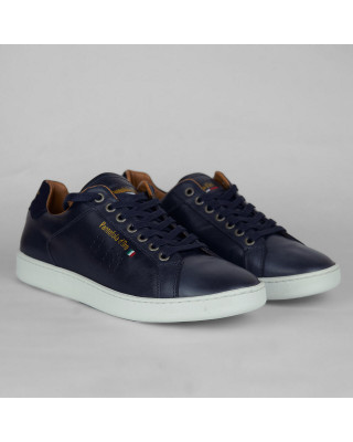 Pantofola d'Oro Uomo Low Top Trainers - Dress Blue