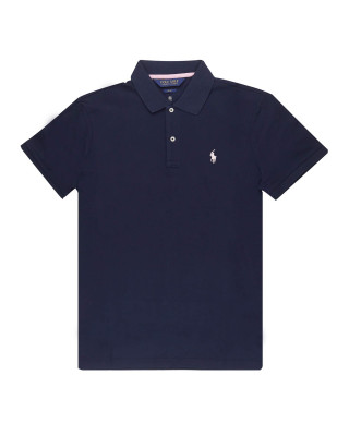 Polo Ralph Lauren Slim Fit Stretch Polo Shirt - French Navy