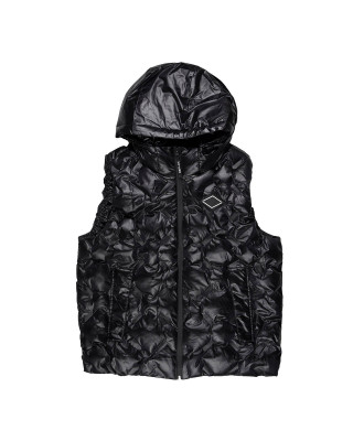 Replay Padded Sleeveless Jacket