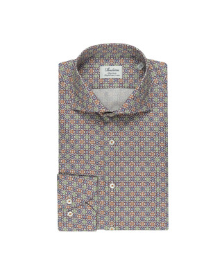 Stenstöms Patterned Fitted Shirt