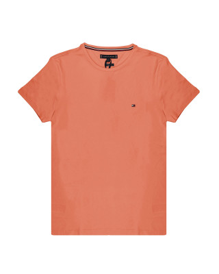 Tommy Hilfiger Organic Cotton Slim Fit T-Shirt - Summer Sunset