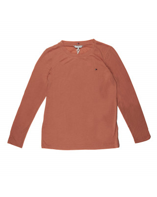 Tommy Hilfiger Round Neck Long Sleeved T-Shirt
