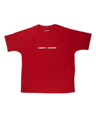 Tommy Hilfiger Sport TH Cool Relaxed Fit T-Shirt - Primary Red
