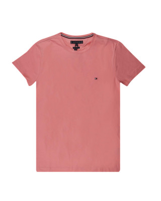 Tommy Hilfiger Organic Cotton Jersey Slim Fit T-Shirt