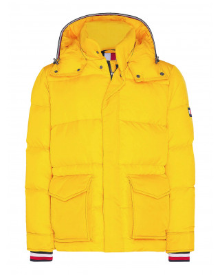 Tommy Hilfiger Water Repellent Down Jacket - Solstice