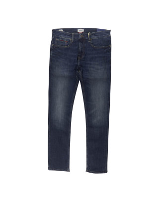 Tommy Jeans Austin Slim Tapered Jeans - Danny Dark Blue