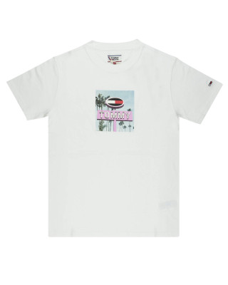 Tommy Jeans Photo Print T-Shirt